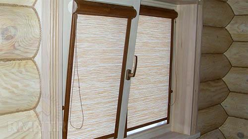 Instalación y montaje de estores y cortinas enrollables Screen a medida en Lloret de Mar