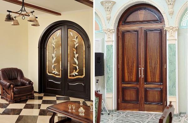 Puertas de madera en Tordera (Barcelona)